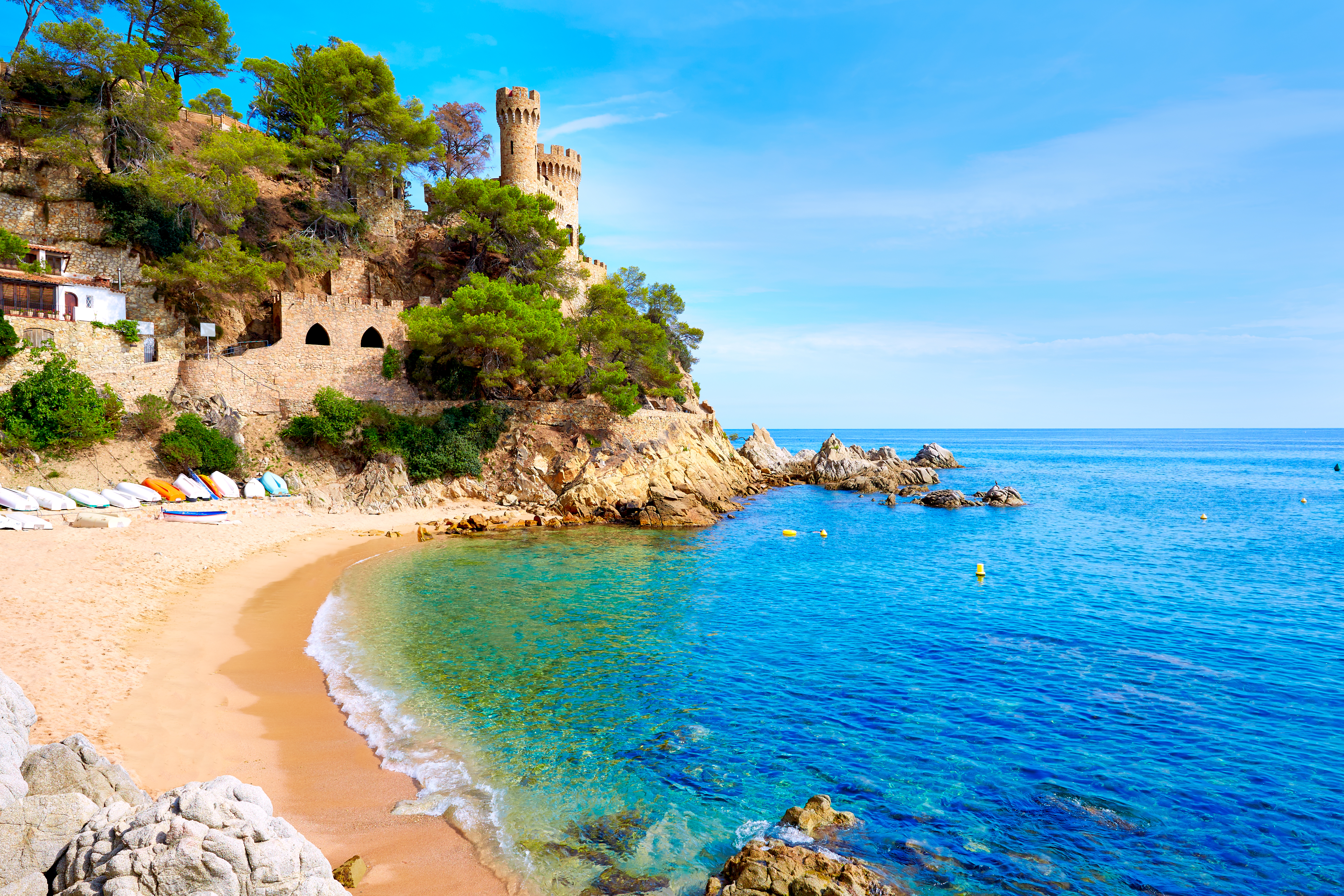 Looking For A Destination Your Holidays During The Off Season Do You Want Sun Sea And Blue Skies We Have Perfect Lloret De Mar