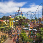 A day full of thrills in Port Aventura