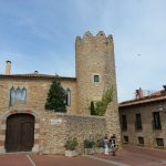 Explore the unusual medieval beauty of Begur , Costa Brava