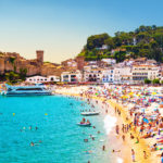 Five idyllic beaches in Tossa de Mar