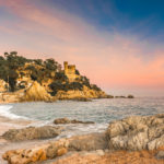 5 heavenly beaches in Lloret de Mar