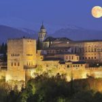 What makes Granada's Alhambra Palace a magical place?