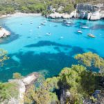 Cala Macarella- The best beach in Menorca to enjoy calm turquoise waters and a charming ambiance