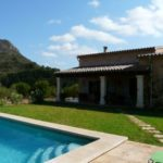 The sensational Marianne: A stunning villa in the heart of the Mallorcan Mountains