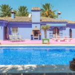 Holiday home Chiclana de la Frontera Costa de la Luz Villa Spain for rent Phraya