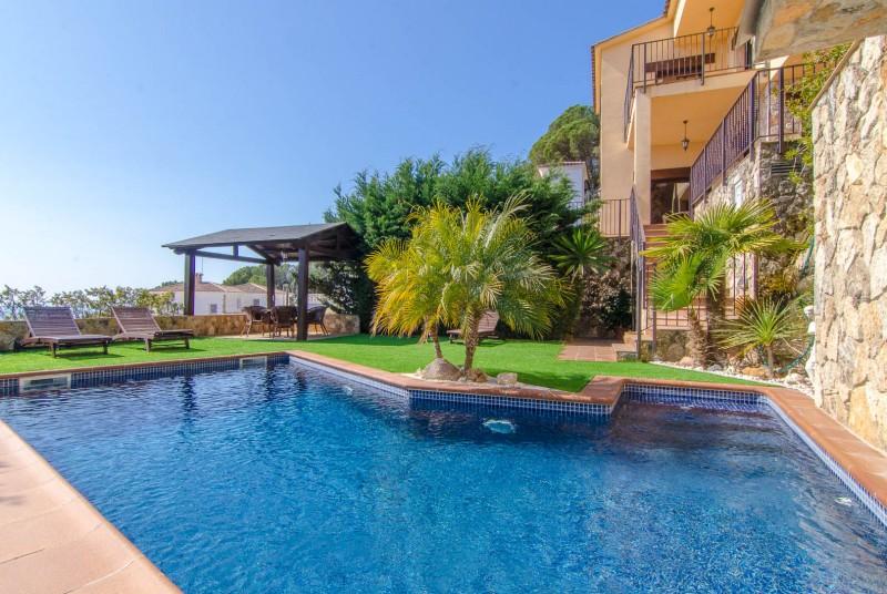 Villa Arlequin,Lloret de Mar,Costa Brava #1