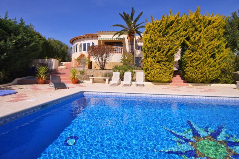 Villa Cornelia,Calpe,Costa Blanca #2