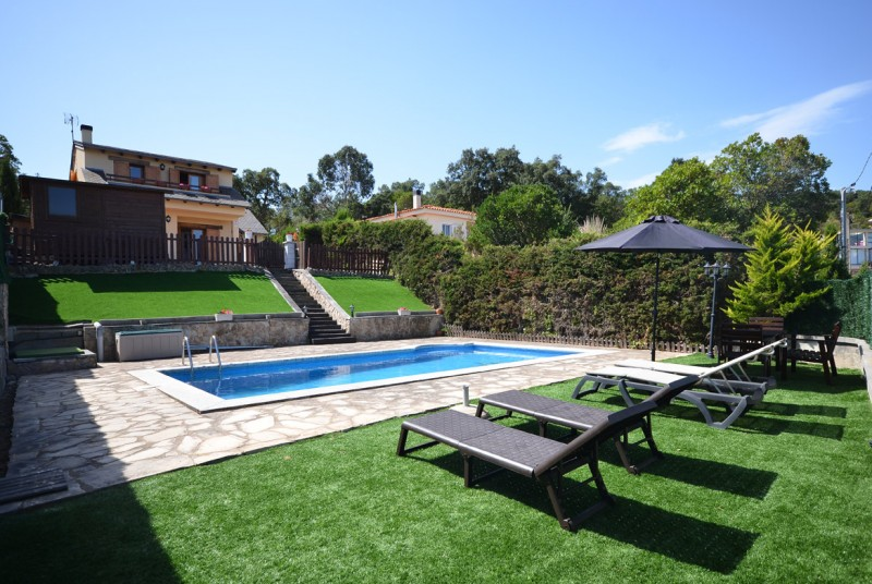 Villa Twingo,Vidreres,Costa Brava #1
