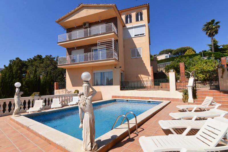 Villa Camelia,Lloret de Mar,Costa Brava #1