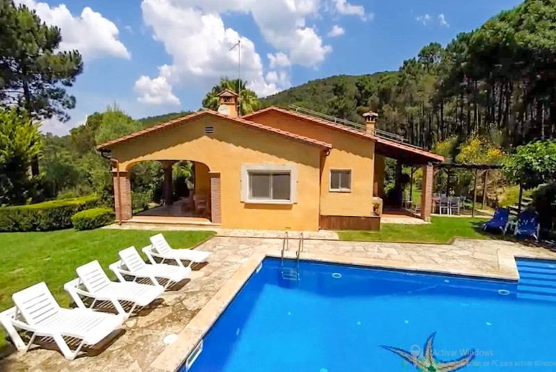 Villa Bonsai,Santa Cristina de Aro,Costa Brava #1