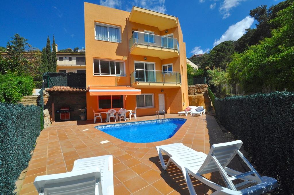 Villa Tambora,Lloret de Mar,Costa Brava #1