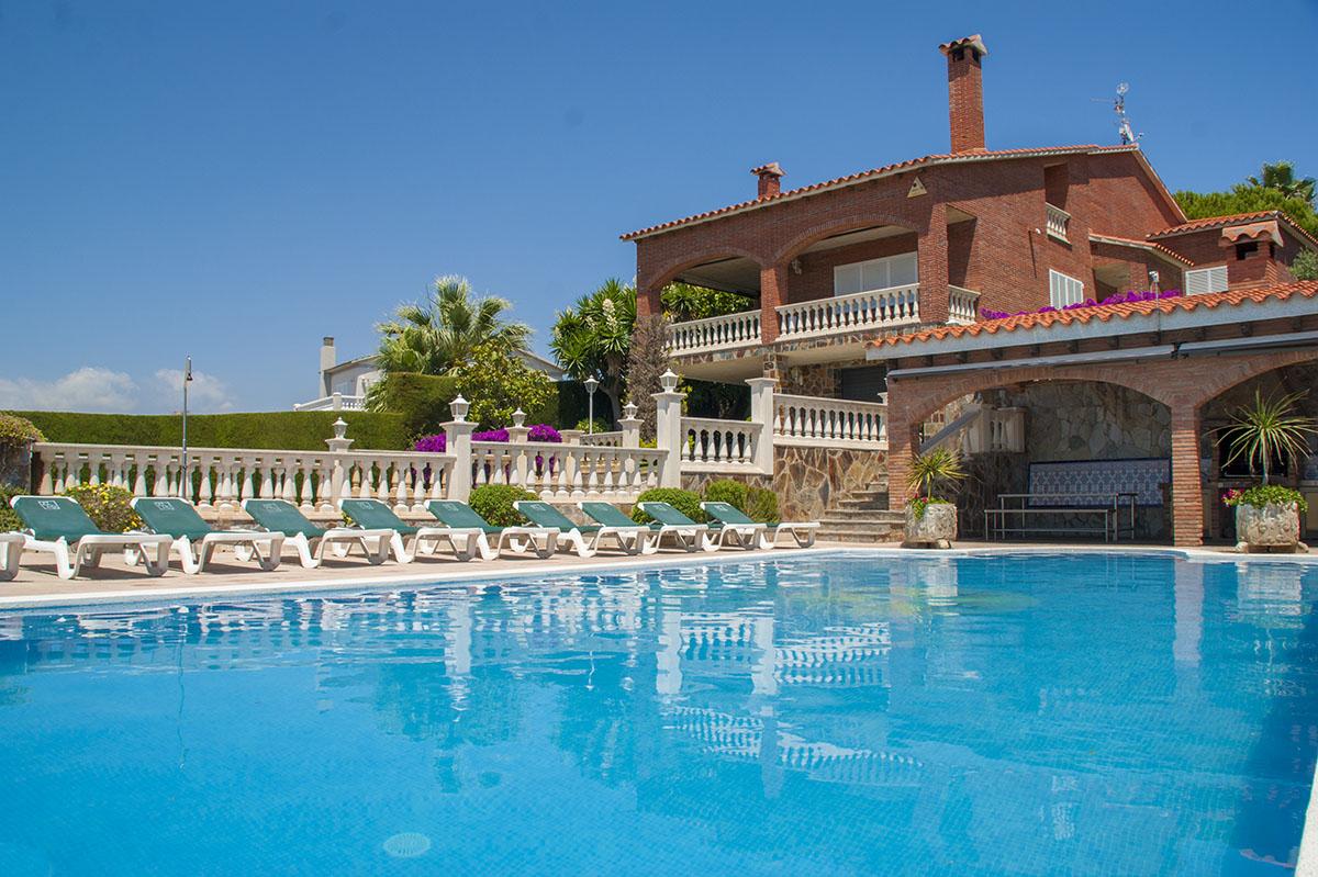 Villa Nicalv Mar,El Vendrell,Costa Dorada #1