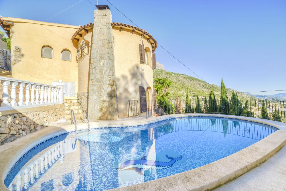 Villa Borinot,Calpe,Costa Blanca #1