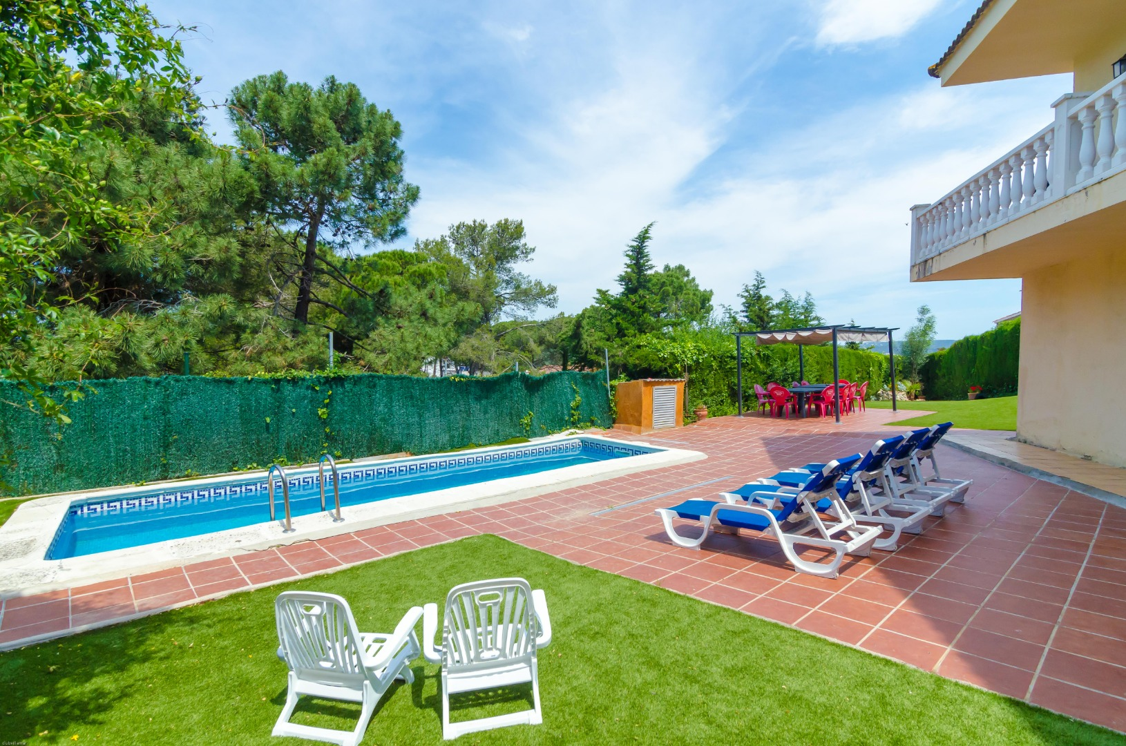 Villa Calipso,Lloret de Mar,Costa Brava #2