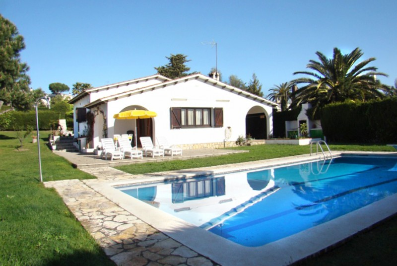 Villa Polly,Calonge,Costa Brava #1