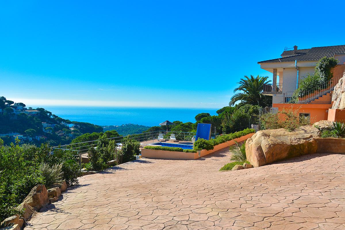 Villa Serra Brava,Lloret de Mar,Costa Brava #2