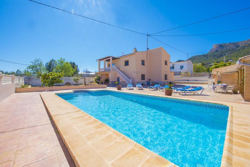 Villa Lafarella,Calpe,Costa Blanca #2