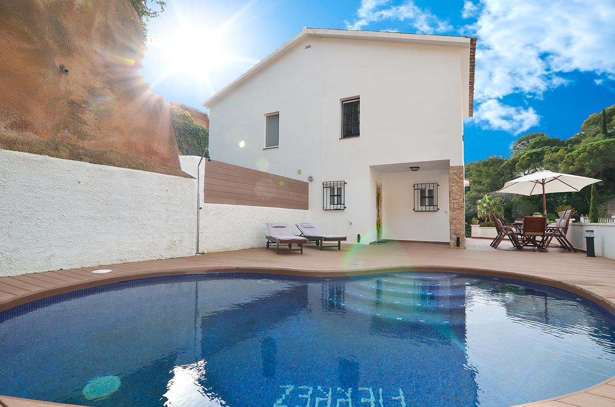Villa Solterra,Lloret de Mar,Costa Brava #1