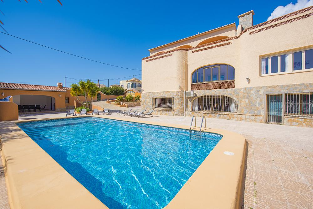 Villa Crown,Calpe,Costa Blanca #1