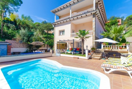 Villa Germana,Lloret de Mar,Costa Brava 1