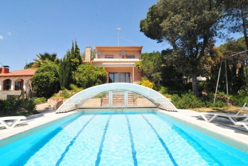 Villa Sensilis,Palafolls,Costa Maresme #2