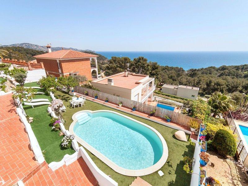 Villa Natacha,Blanes,Costa Brava #1