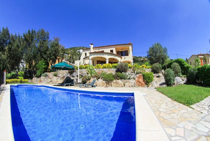 Villa Can Duende,Calonge,Costa Brava #1