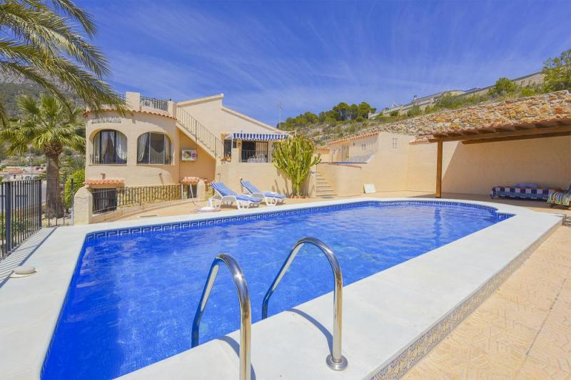Villa Marriott,Calpe,Costa Blanca #2