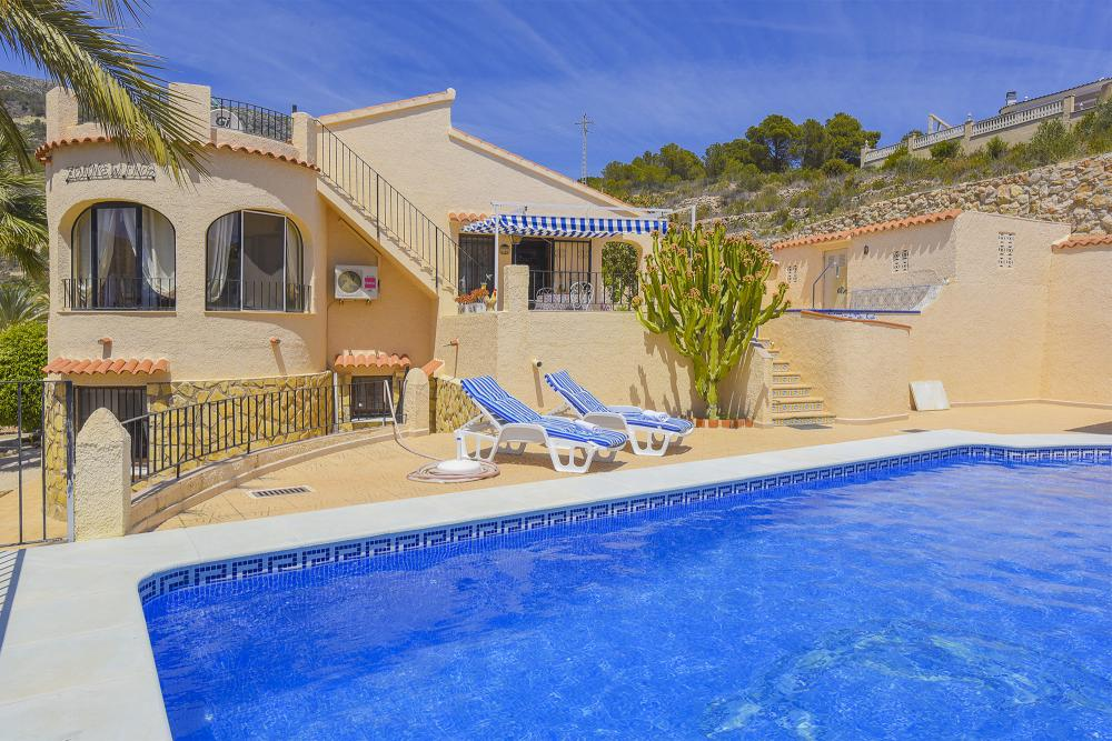 Villa Marriott,Calpe,Costa Blanca #1