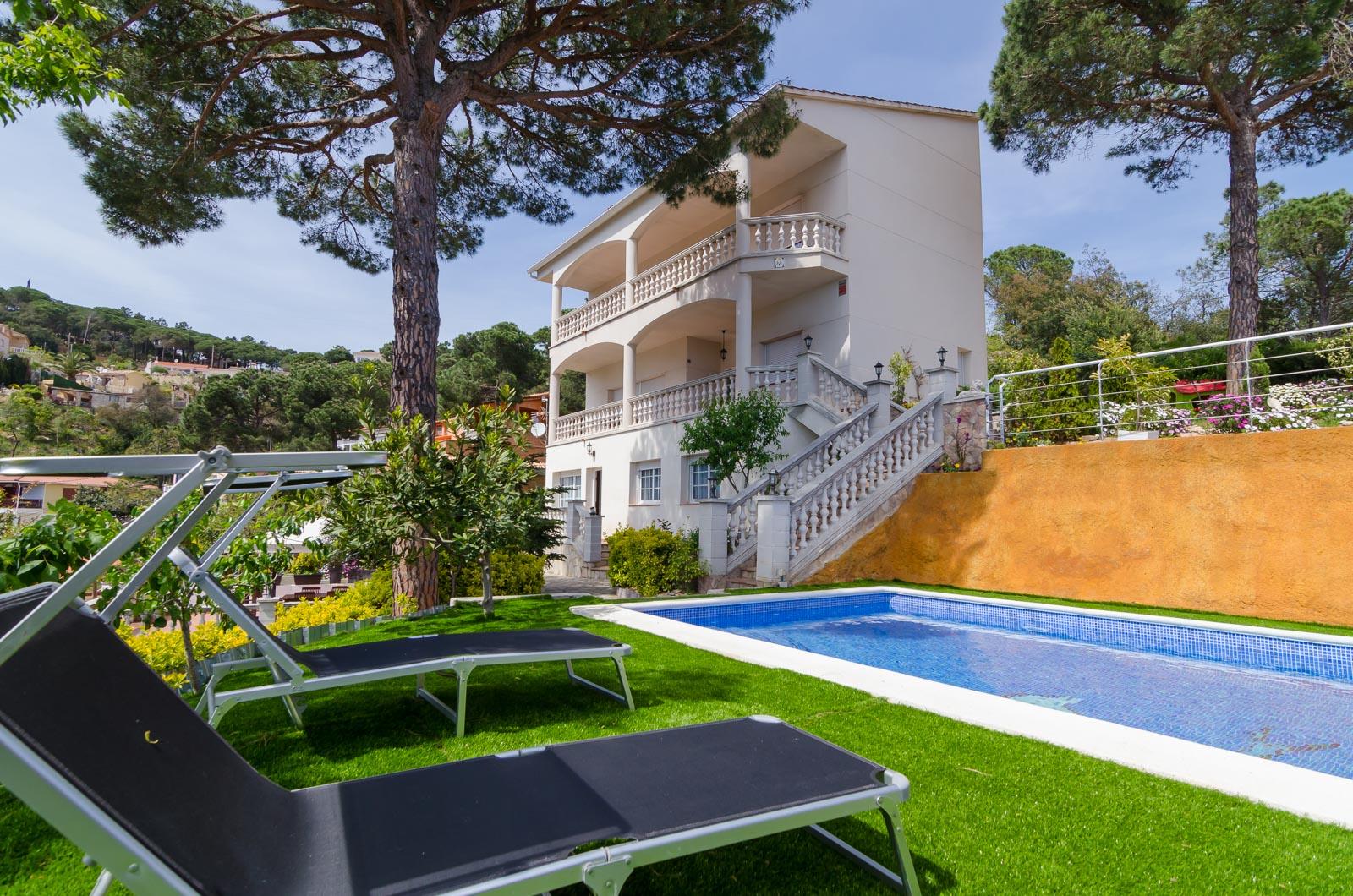 Villa Sousa,Lloret de Mar,Costa Brava #1