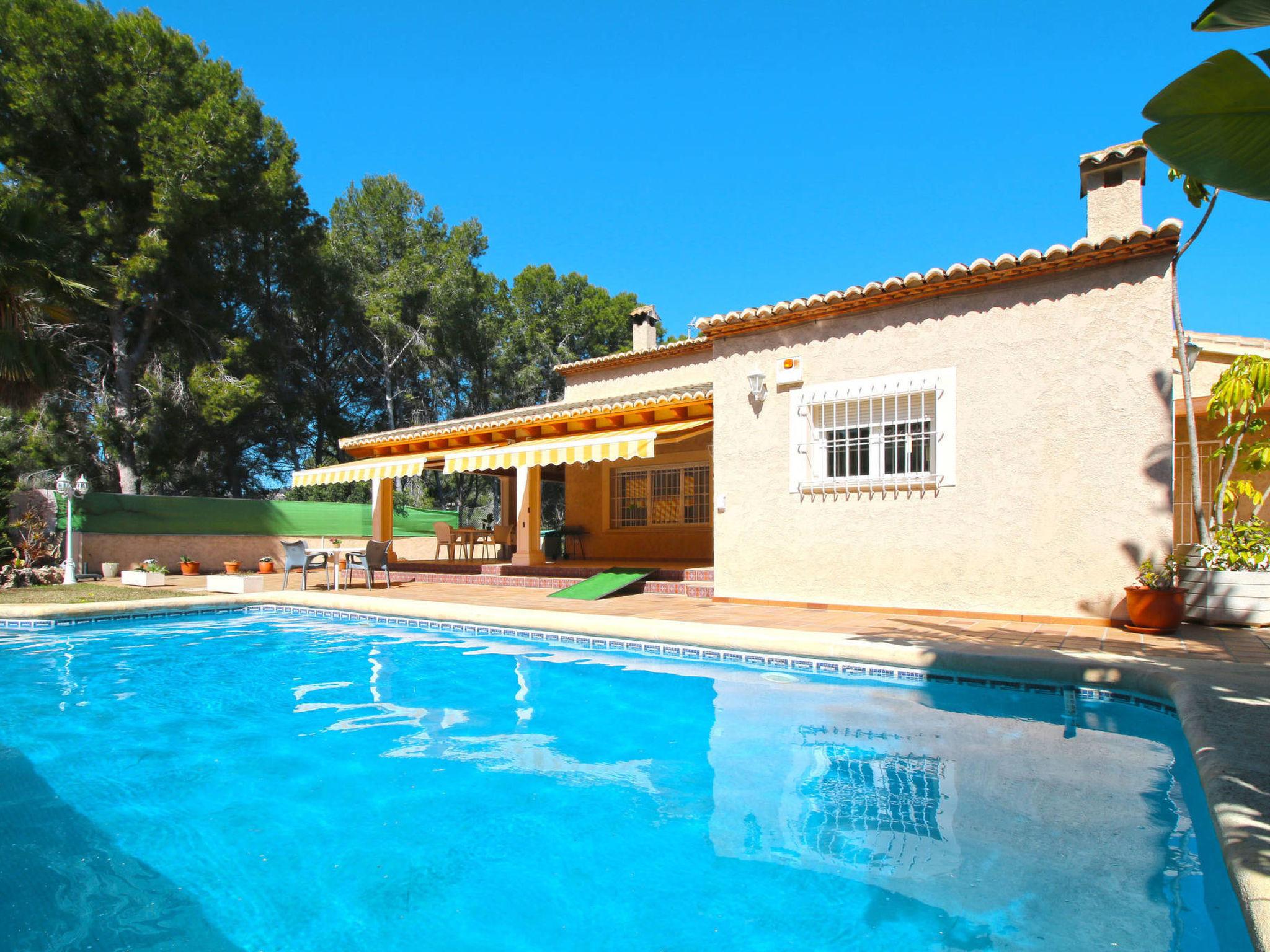 Villa Ander,Moraira,Costa Blanca #1