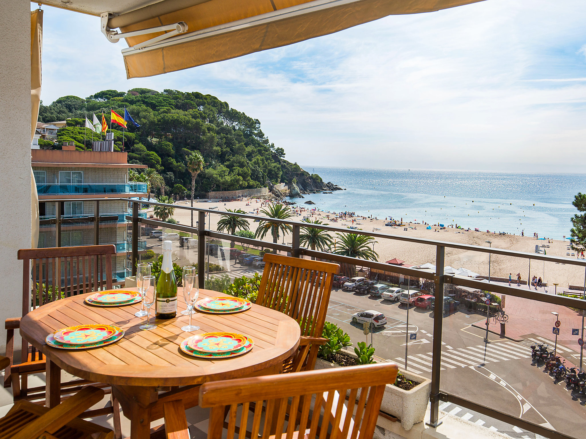 Villa Fenals Beach,Lloret de Mar,Costa Brava #1