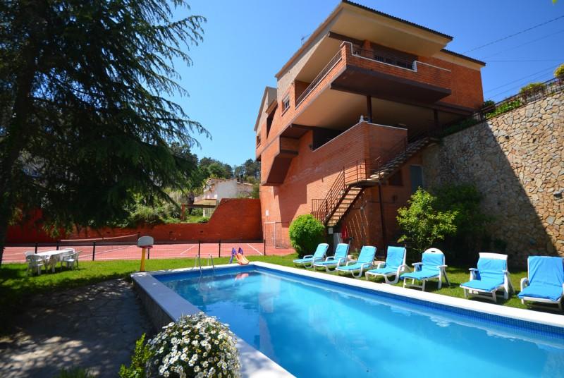 Villa Ervina,Lloret de Mar,Costa Brava #1