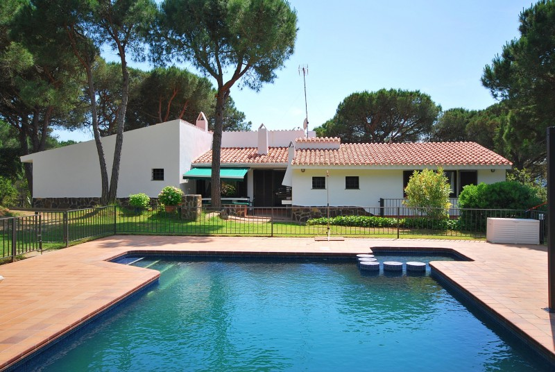 Villa El Rancho,Blanes,Costa Brava #1
