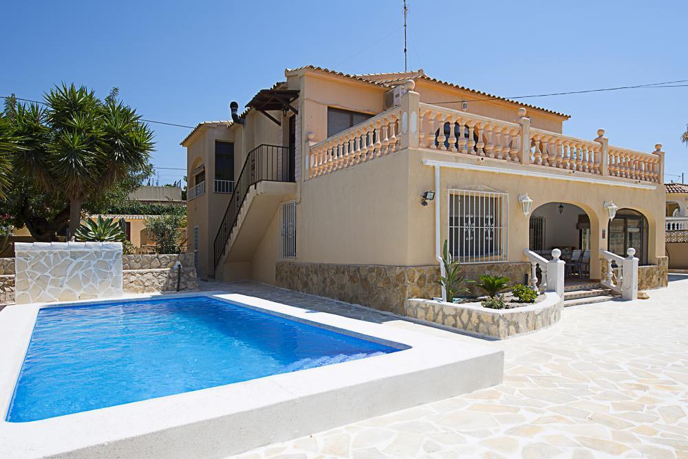 Villa Nerea 12,Calpe,Costa Blanca #1