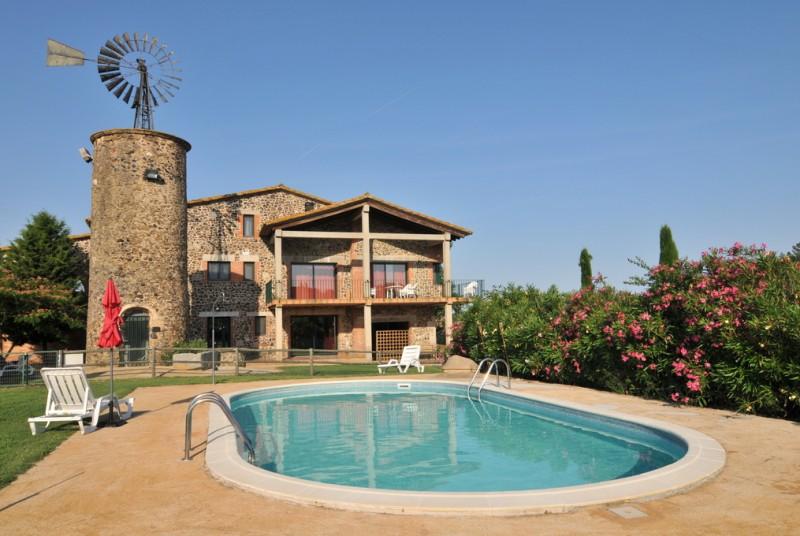 Villa Mas Fortia,Girona,Costa Brava #1