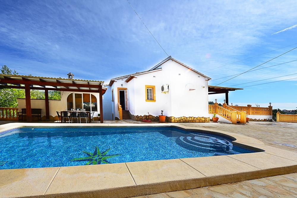 Villa Irizar,Calpe,Costa Blanca #1