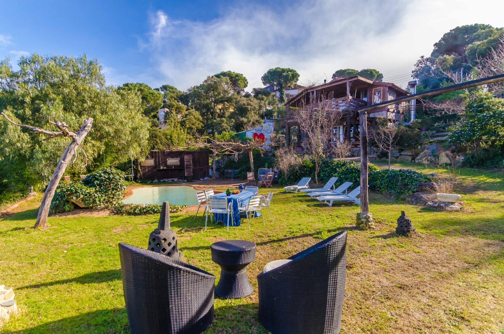 Villa Magique,Tordera,Costa Brava #1
