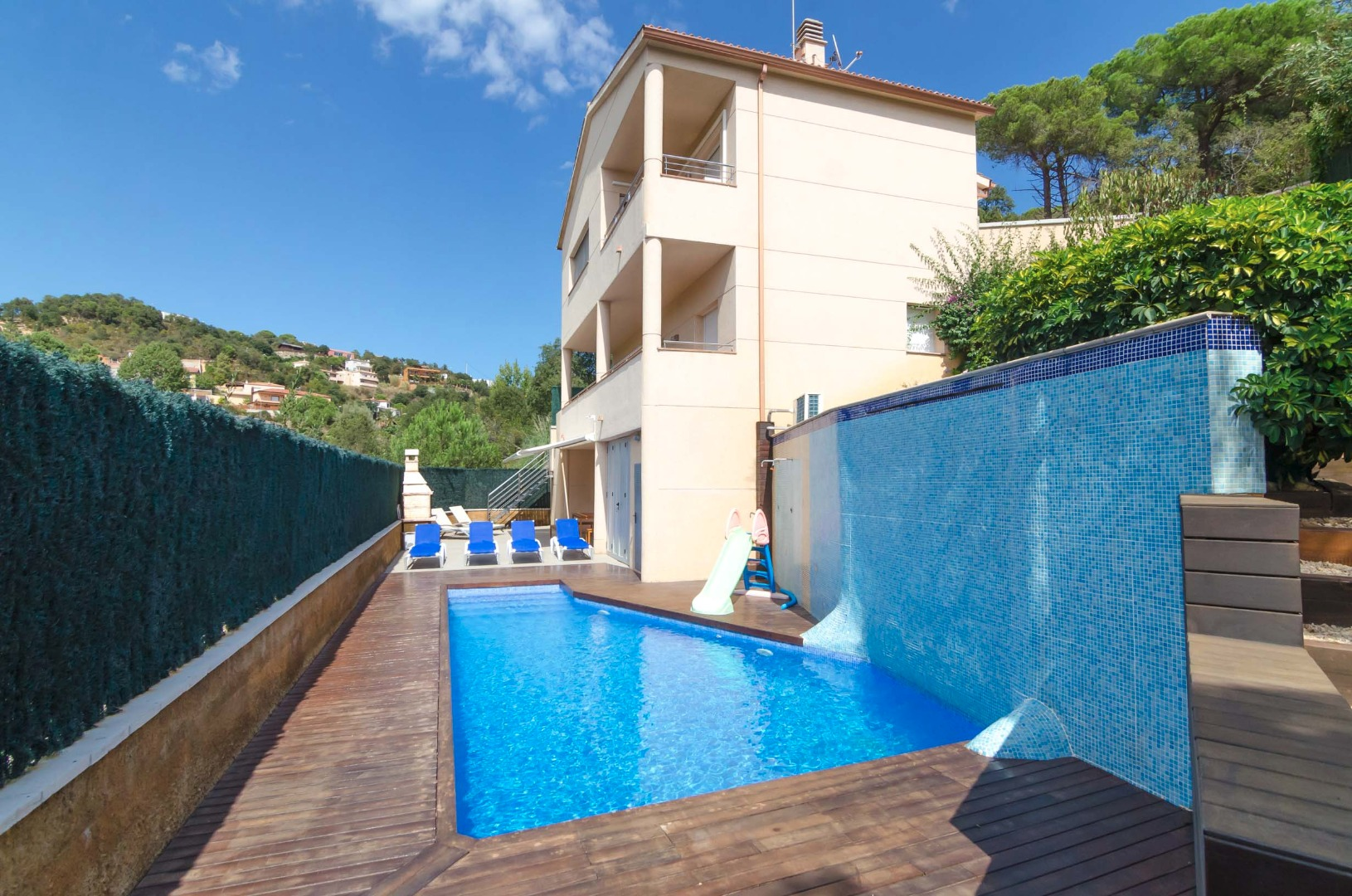 Villa Tundra,Lloret de Mar,Costa Brava #1