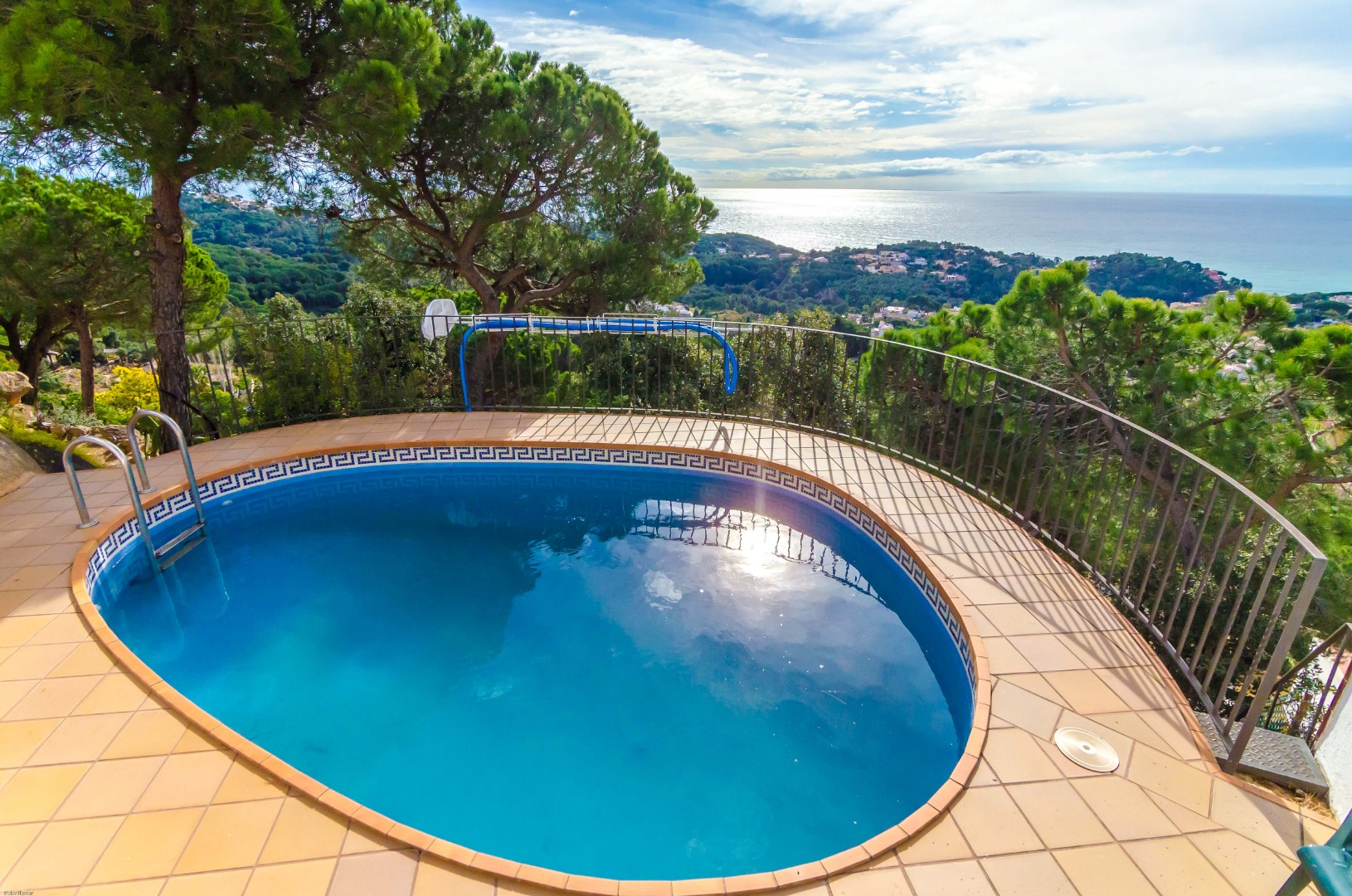 Villa Apartment Renata,Lloret de Mar,Costa Brava #1