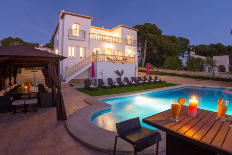 Villa The Dream 2,Moraira,Costa Blanca #1
