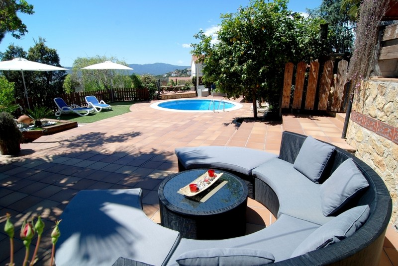 Villa Happiness,Tordera,Costa Maresme #1