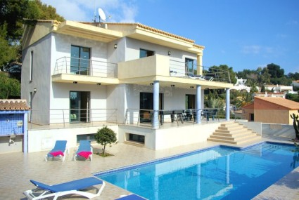 Villa Yudelis,Moraira,Costa Blanca #1