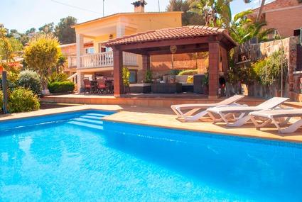 Villa Dana,Cubelles,Costa Dorada 2