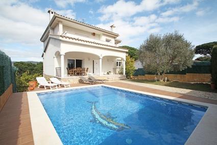 Villa Joncs,Santa Cristina de Aro,Costa Brava 10