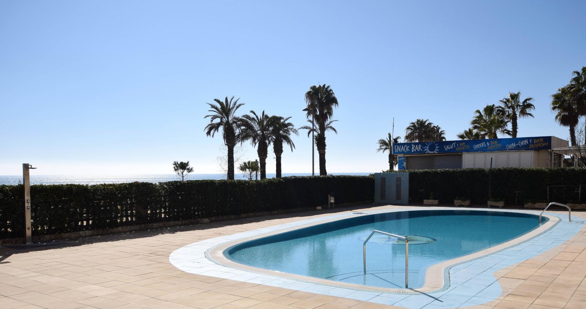 Villa Apartment Mestral,Santa Susanna,Costa Maresme #1