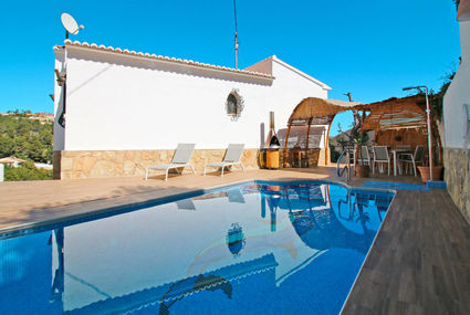 Villa Vavia,Moraira,Costa Blanca 1