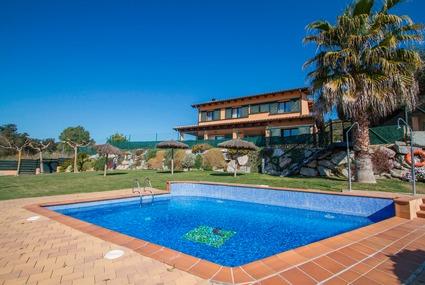 Villa Mas Pla,Santa Cristina de Aro,Costa Brava 9