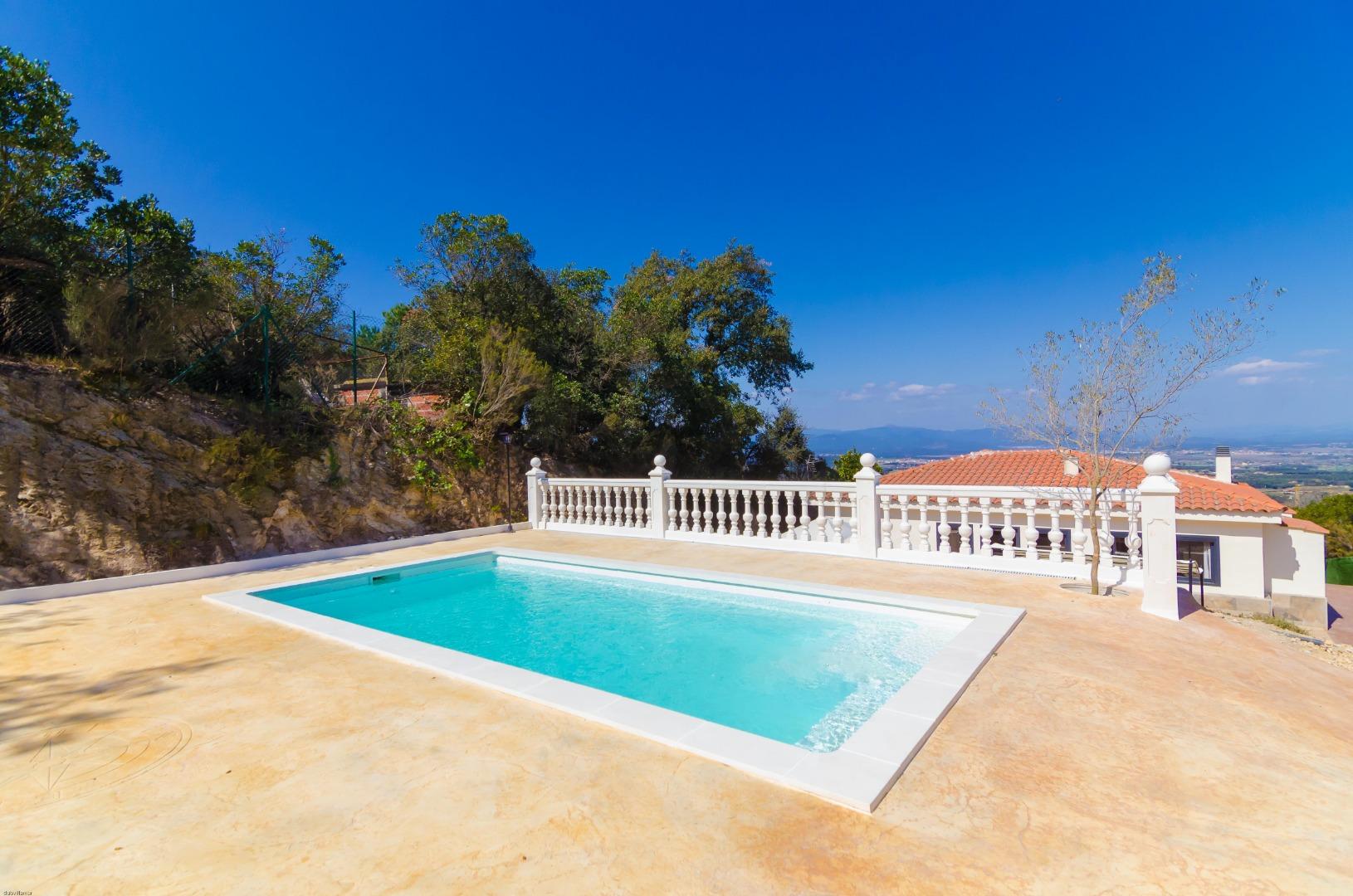 Villa Chaulet,Macanet de la selva,Costa Brava #2