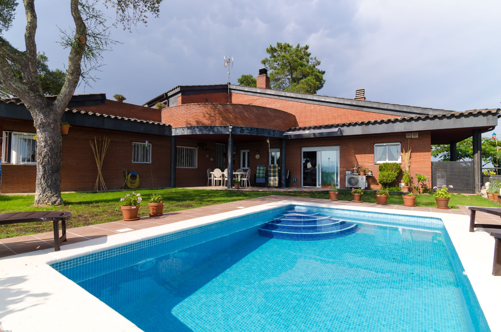 Villa Sureres,Sils,Costa Brava #1